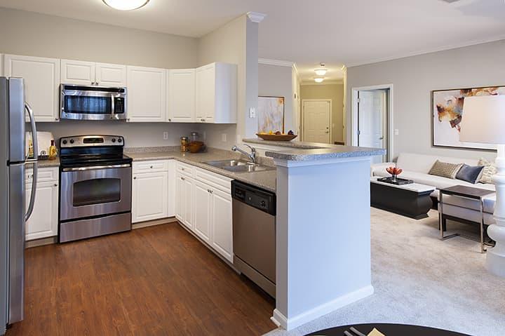 Washington Crossing : Kitchen Modelwide