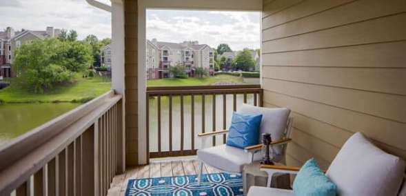 Featured amenity at Lakeside Apartments