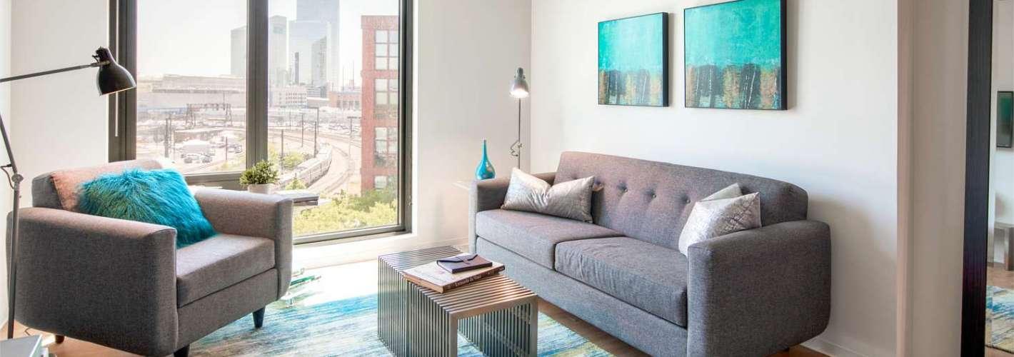 Vue32 : Model Living Room