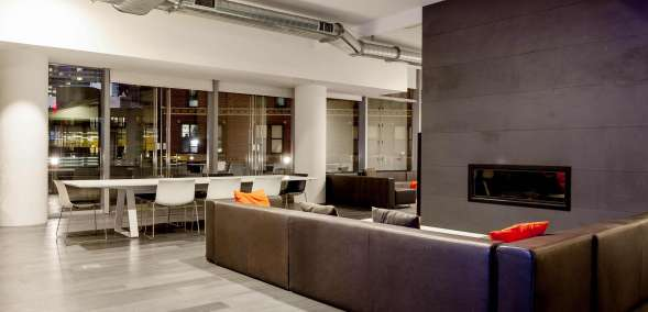 Featured amenity at Instrata at Mercedes House