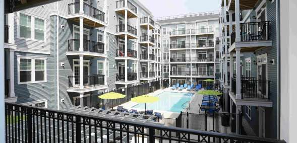 Featured amenity at The Allure Mineola