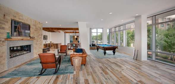 Featured amenity at Lakehouse