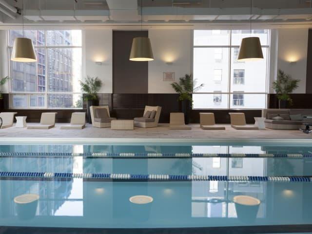 Riverbank : Pool