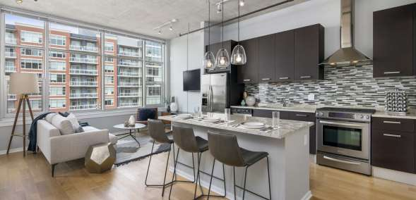 Featured amenity at Roosevelt Collection Lofts