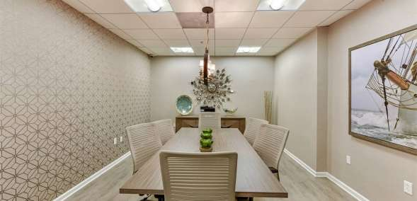 Featured amenity at Clayborne Apartments