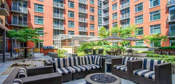 Featured amenity at Flats 130 at Constitution Square