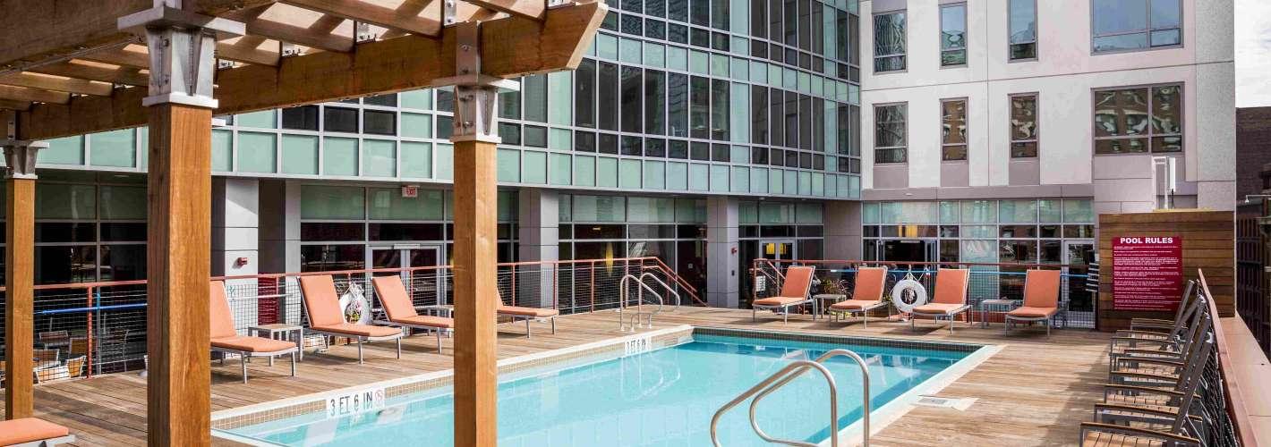 The Kensington : Pool