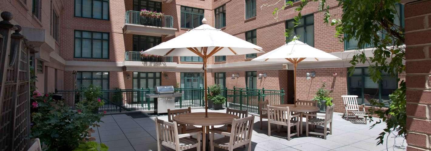 The Lexington at Market Square : Terrace 2