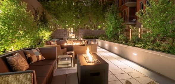 Featured amenity at The Residences at Eastern Market