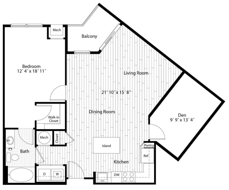 Washington Apartments For Rent Rhode Island Row Bozzuto
