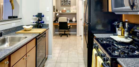 Featured amenity at Stone Point Apartments