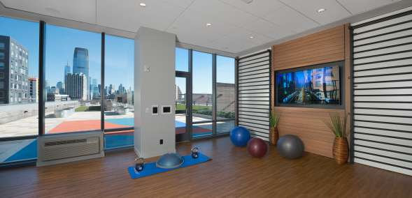 Featured amenity at Vantage Collection