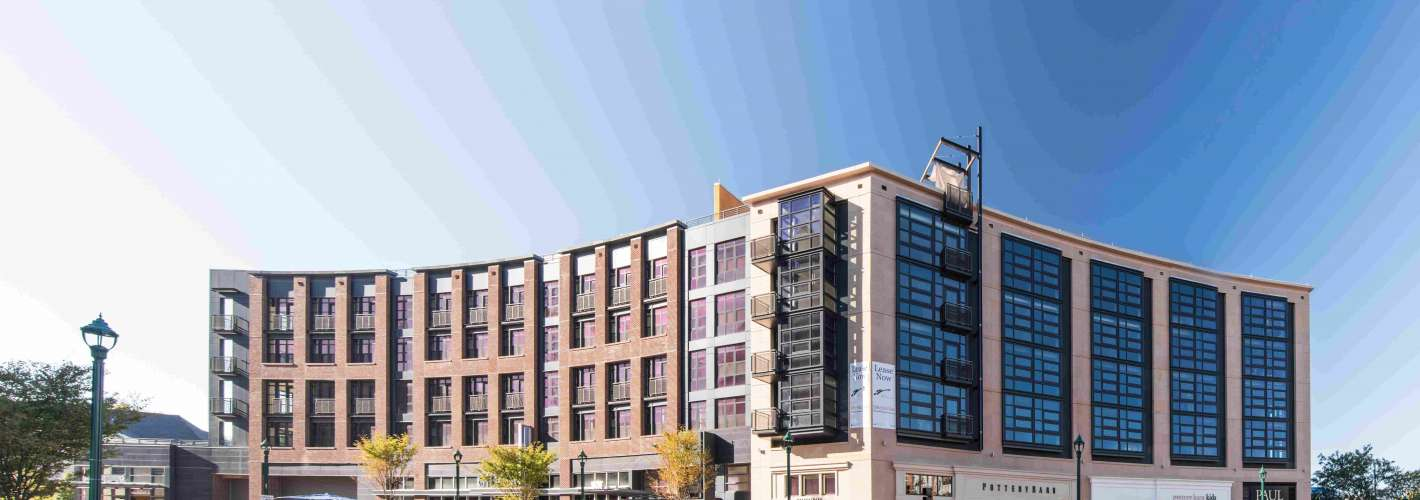 Flats at Bethesda Avenue : Building2