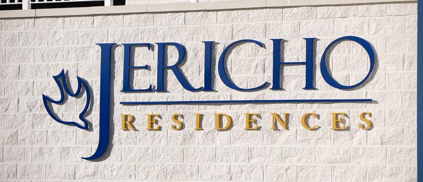 Jericho Residences : BuildingEntranceSign
