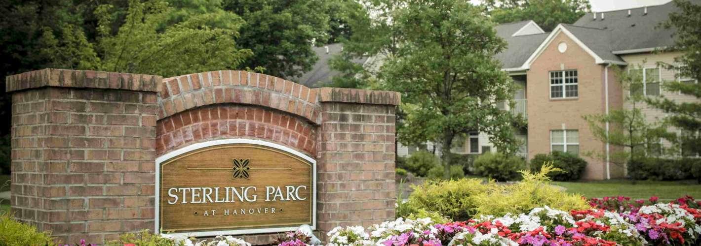Sterling Parc at Hanover : Landscape
