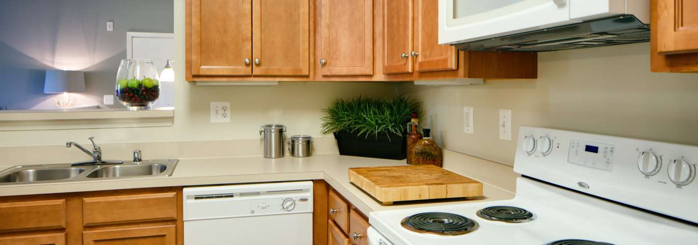 Chesapeake Ridge : From quick meals to culinary masterpieces, the kitchen is ready.