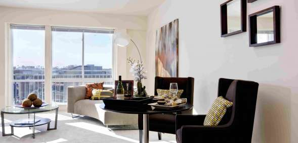 Featured amenity at Strathmore Court at White Flint