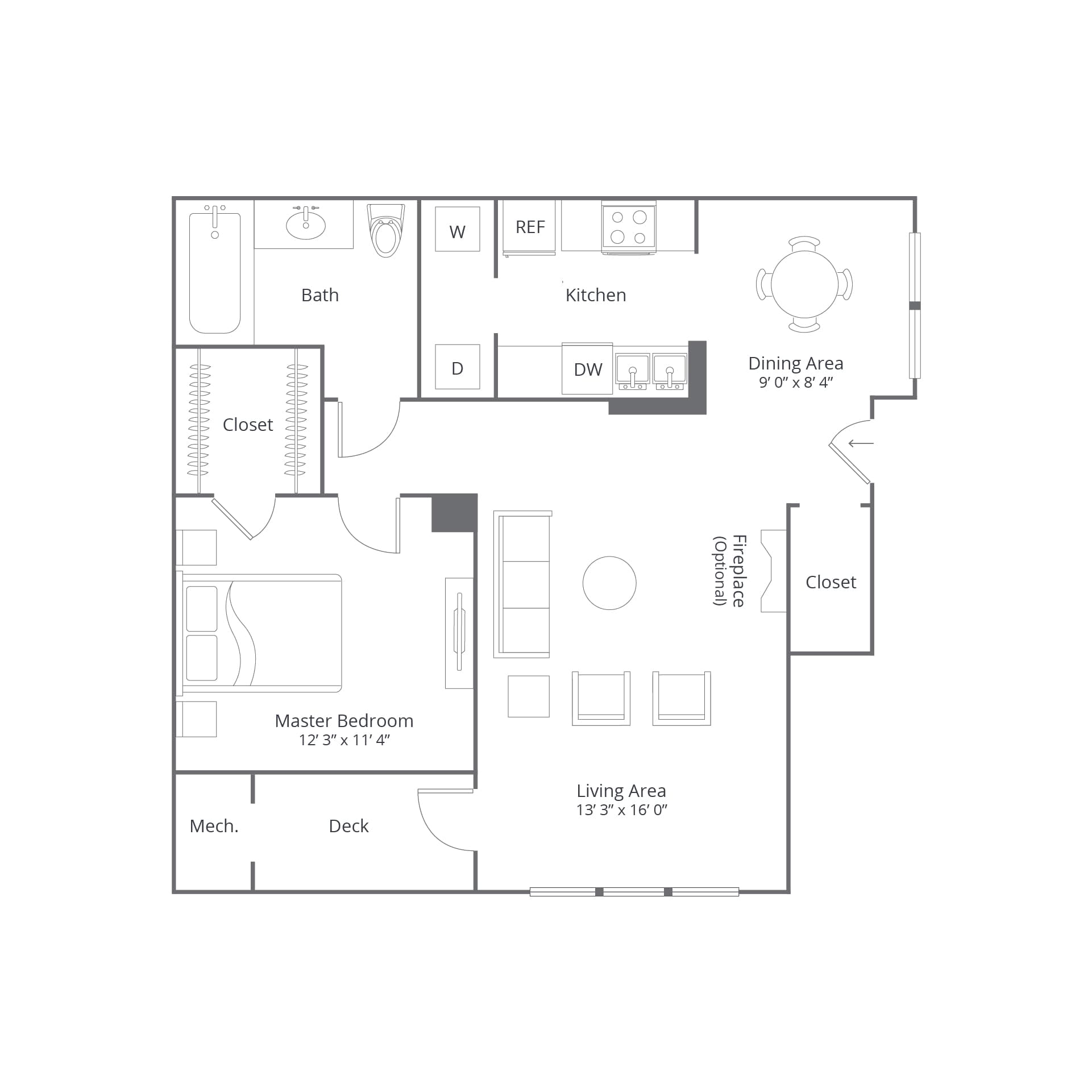 View Willow Grove Apartment Homes Apartment Floor Plans Studios 1 2 3 Bedrooms Bozzuto