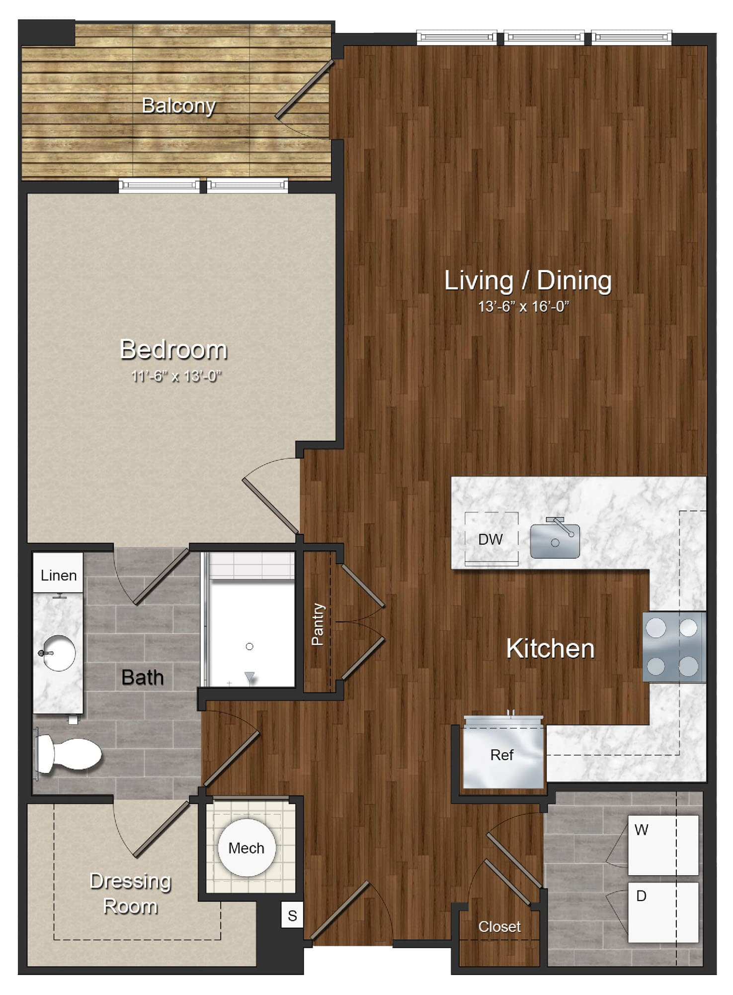 Canvas Valley Forge 55 Living – Forge Wood Site Plan