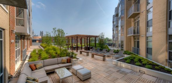 Featured amenity at Cathedral Commons