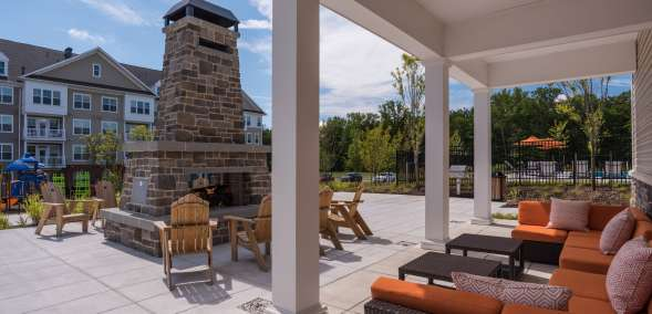 Featured amenity at The Enclave at Box Hill