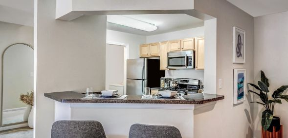 Featured amenity at The Apartments at Harbor Park