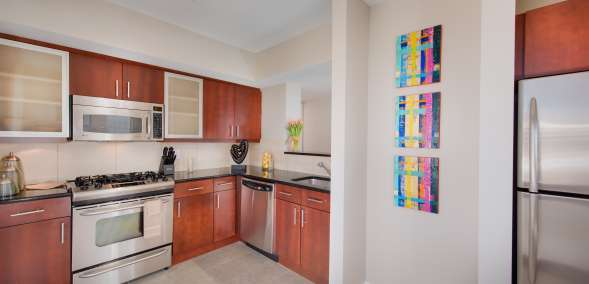Featured amenity at Newseum Residences