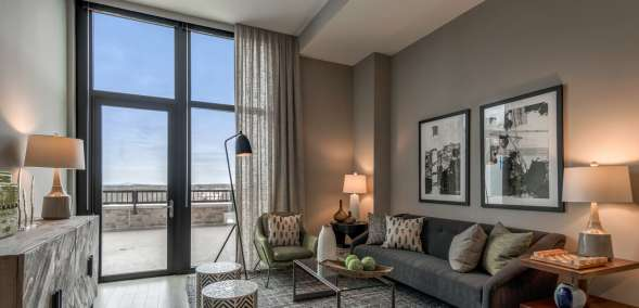 Featured amenity at Signature at Reston Town Center
