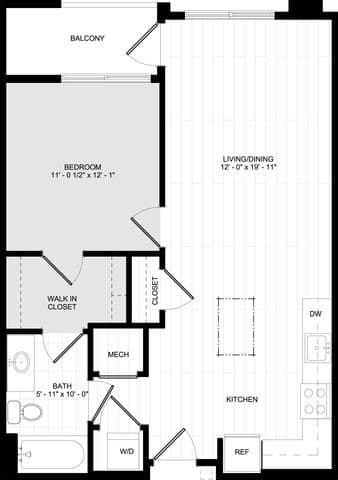 The Daley Shady Grove Rockville Md Apartment For Rent