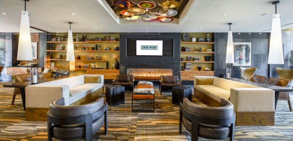 Featured amenity at Union Wharf Apartments