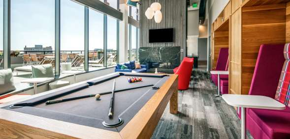 Featured amenity at Vue32