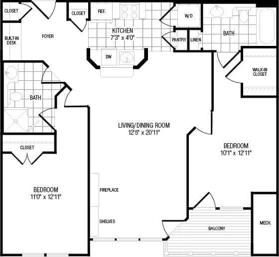 Annapolis Apartments For Rent Stone Point Bozzuto