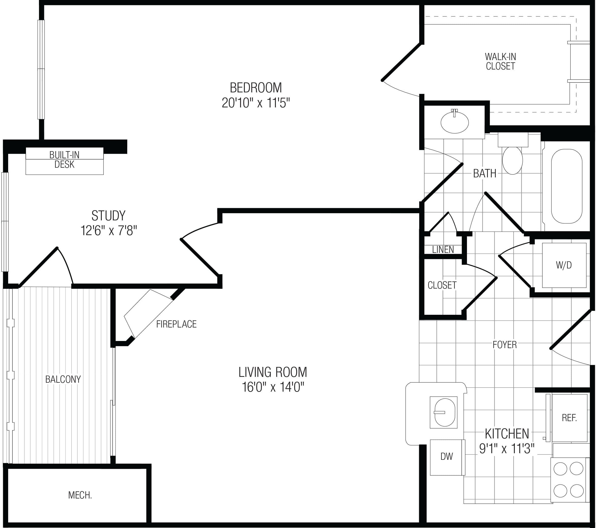 Annapolis Apartments for Rent | Stone Point| Bozzuto - Bozzuto on