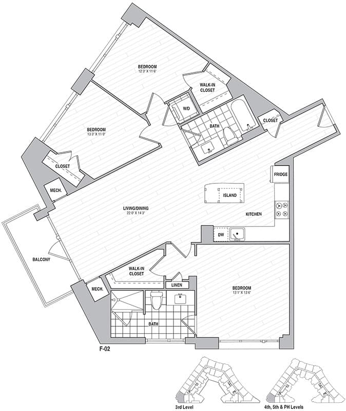 Bethesda Apartments For Rent Flats At Bethesda Bozzuto