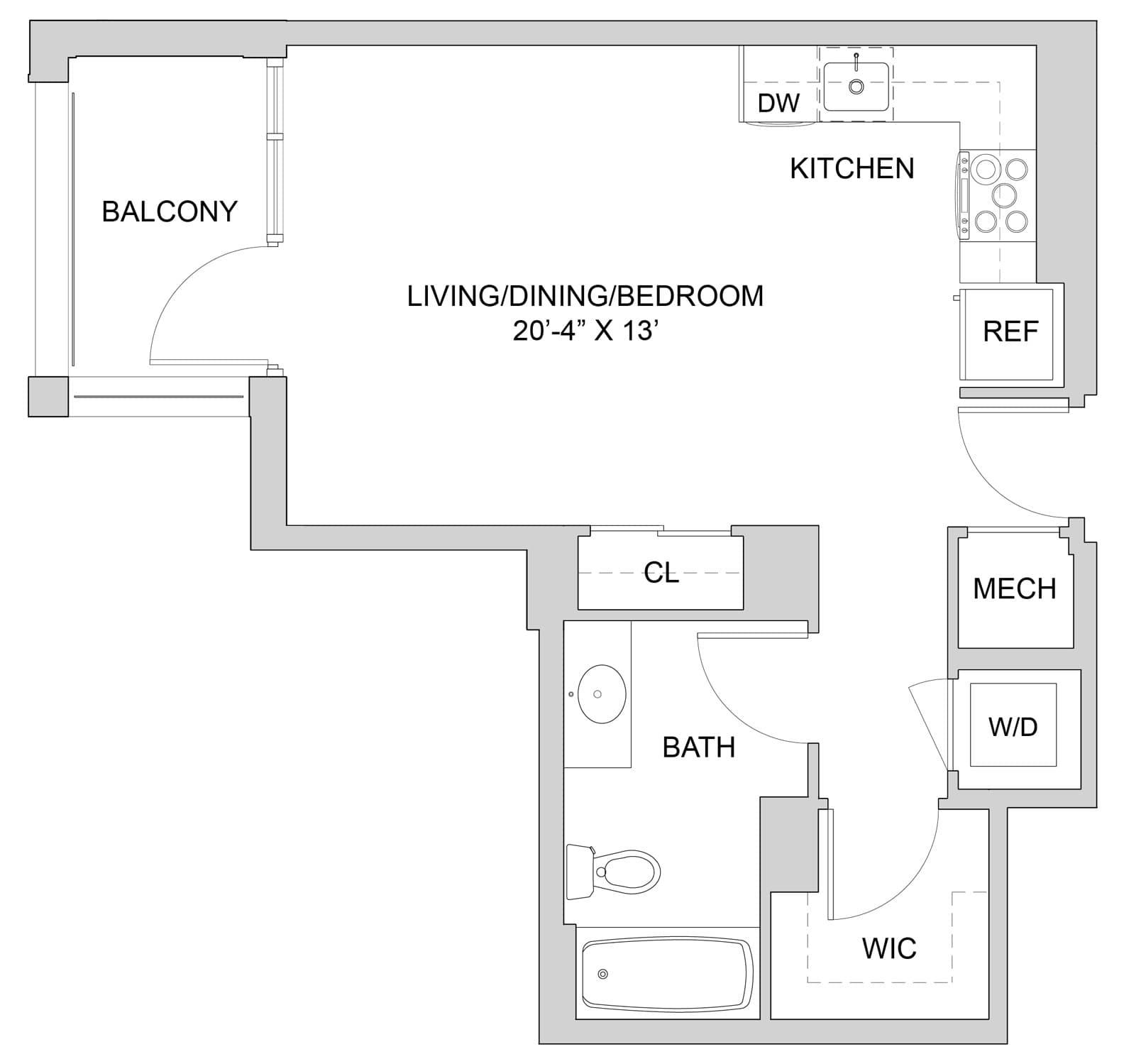 Studio a2 studio astudio 459 sq ft