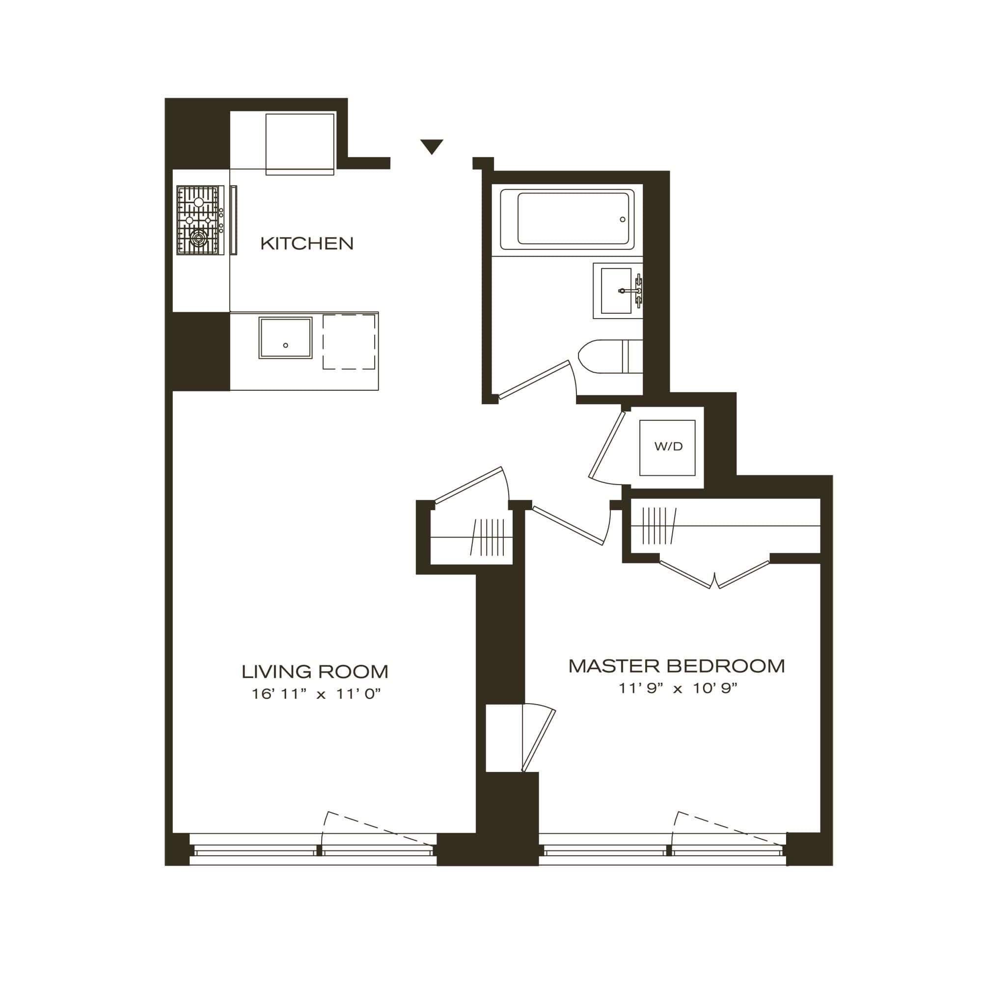 View Instrata Park Slope Apartment
