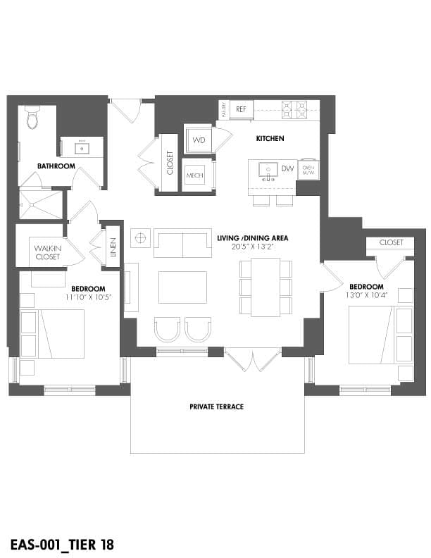 Apartments For Rent In Eastern Market Dc