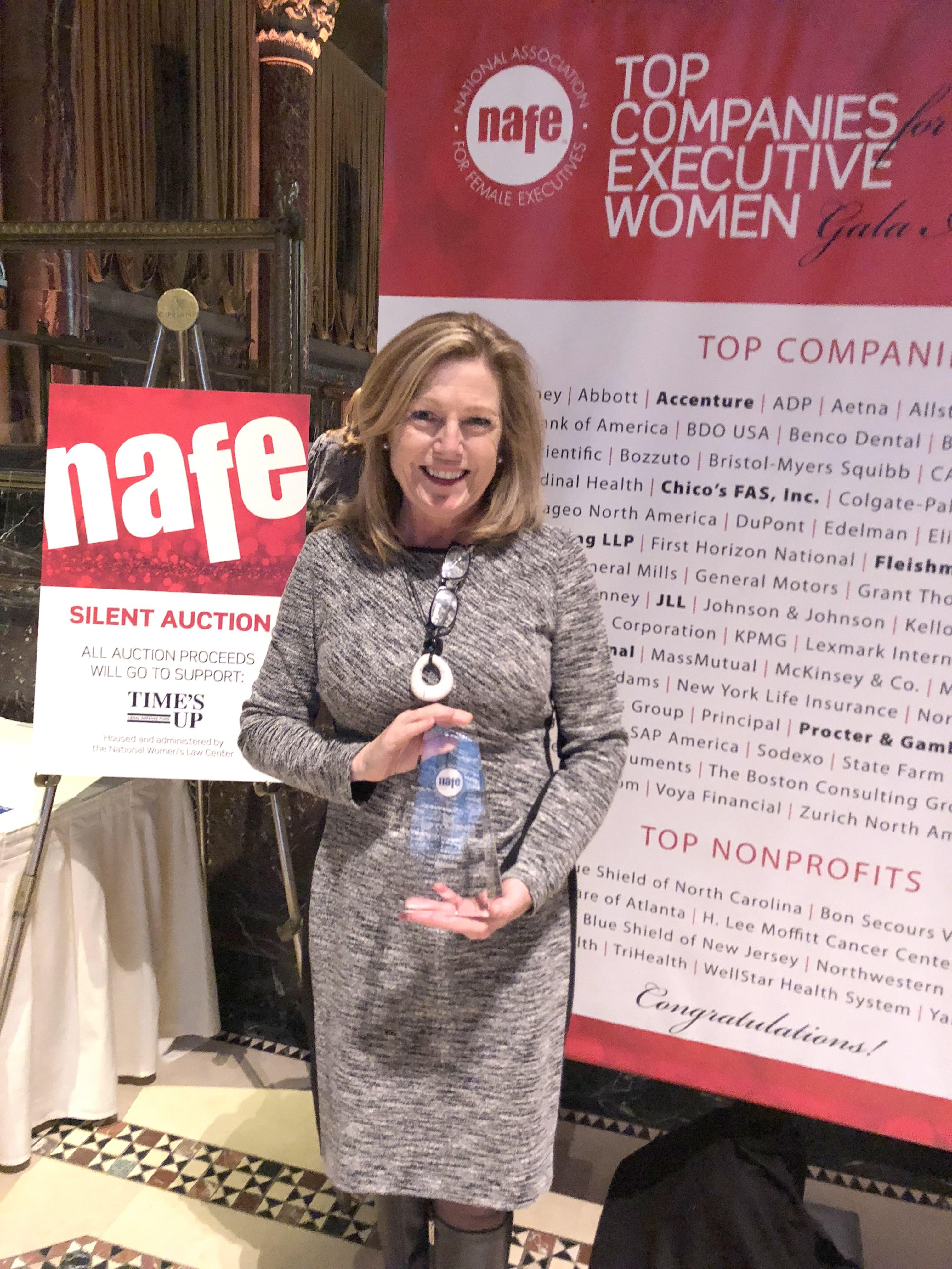 Bozzuto Named 2018 Top Company For Executive Women | Bozzuto