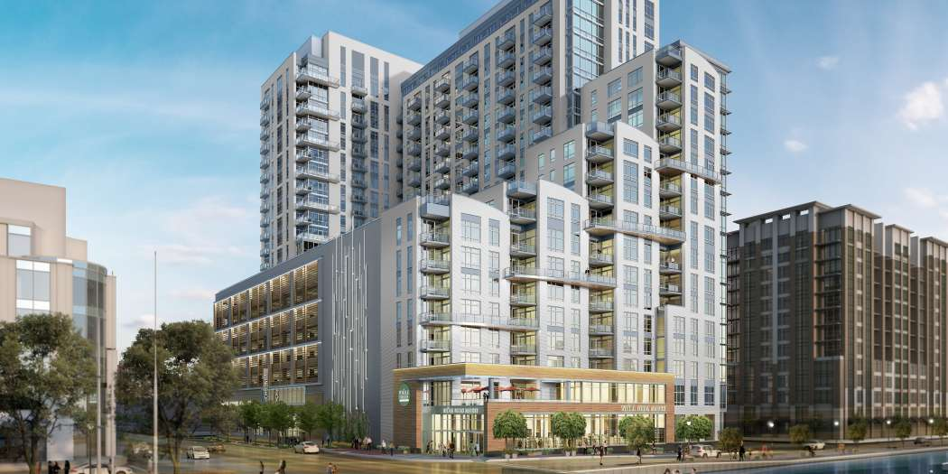 Liberty Harbor East