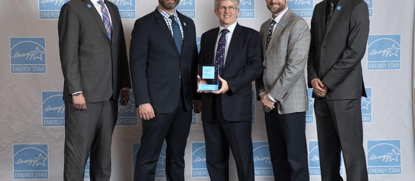 EPA Names Bozzuto Management As 2017 ENERGY STAR® Partner Of The Year
