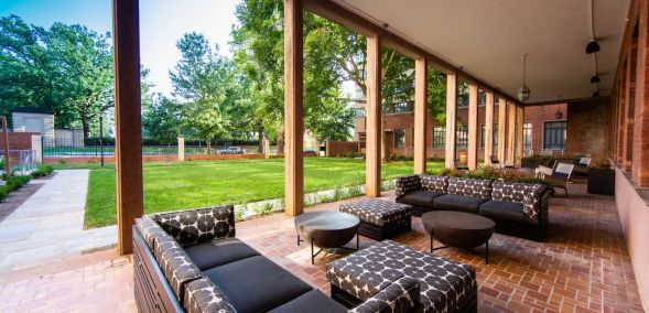 Featured amenity at âme at Meridian Hill