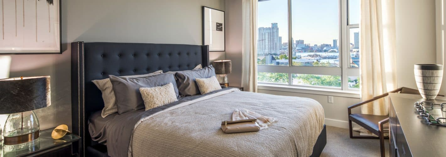 Anthem House : Bedroom