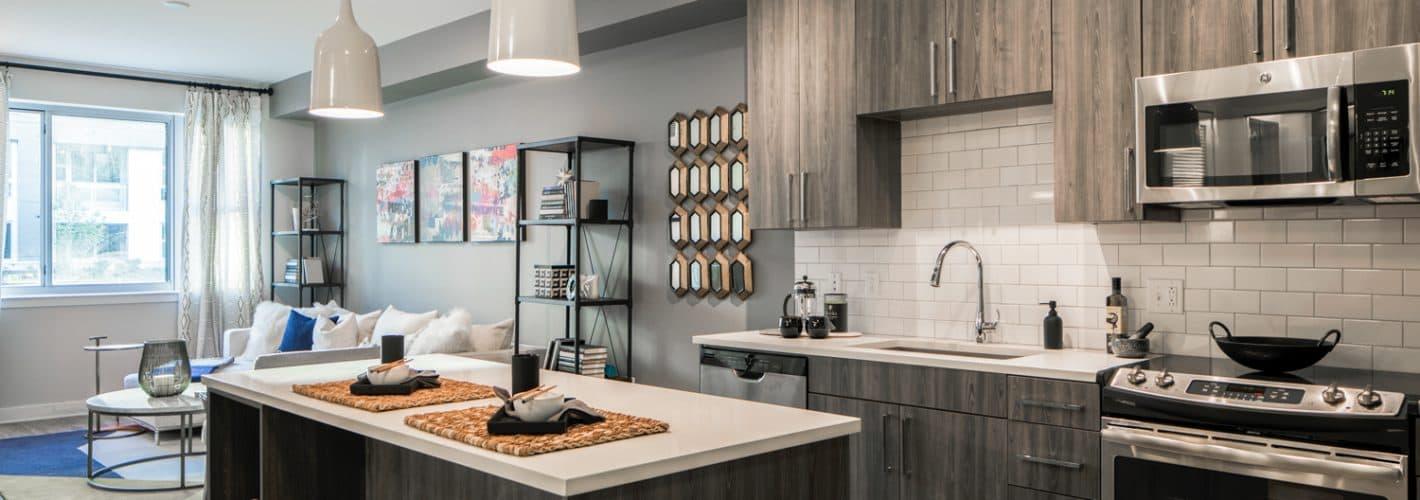 Anthem House : Kitchen