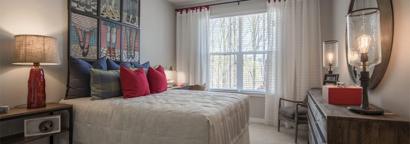 The Vine : Bedroom