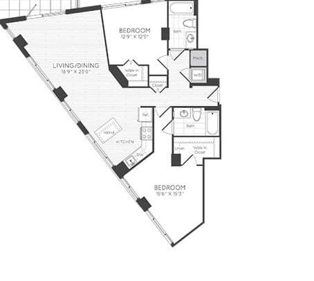 Washington Apartments For Rent Elevation Bozzuto
