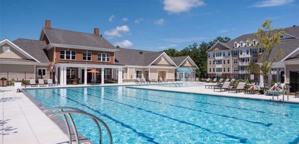 Featured amenity at Molly Brook on Belmont