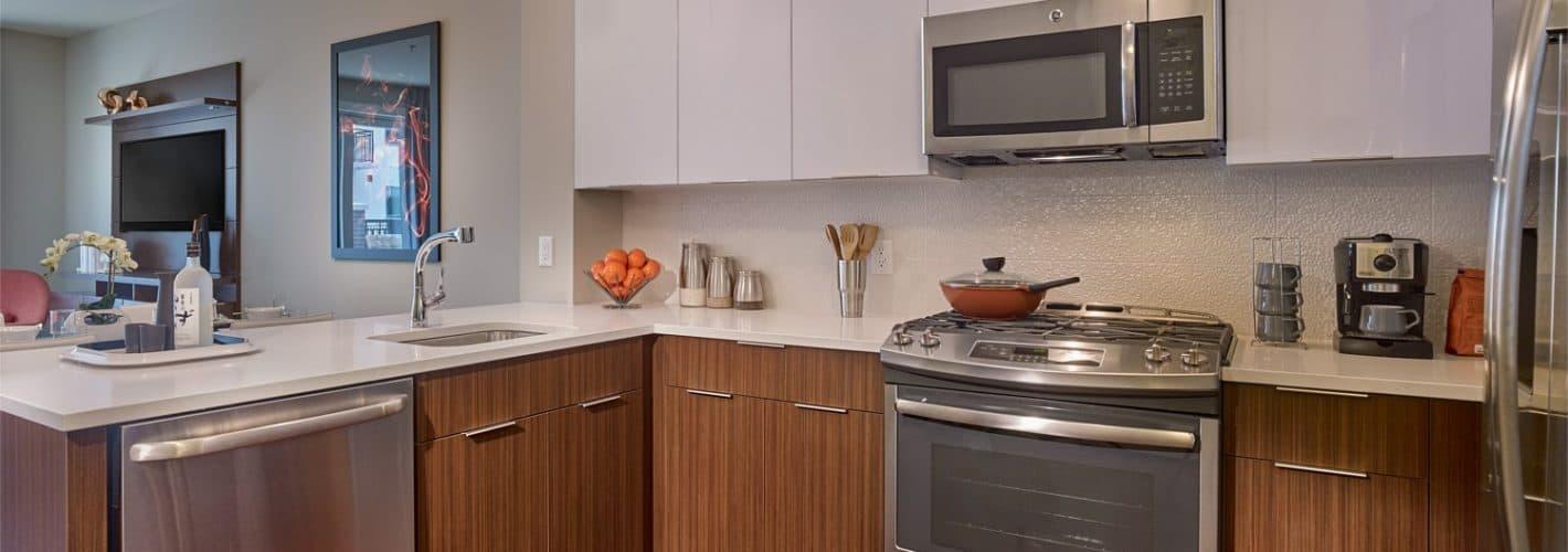 Harlow : Model Kitchen