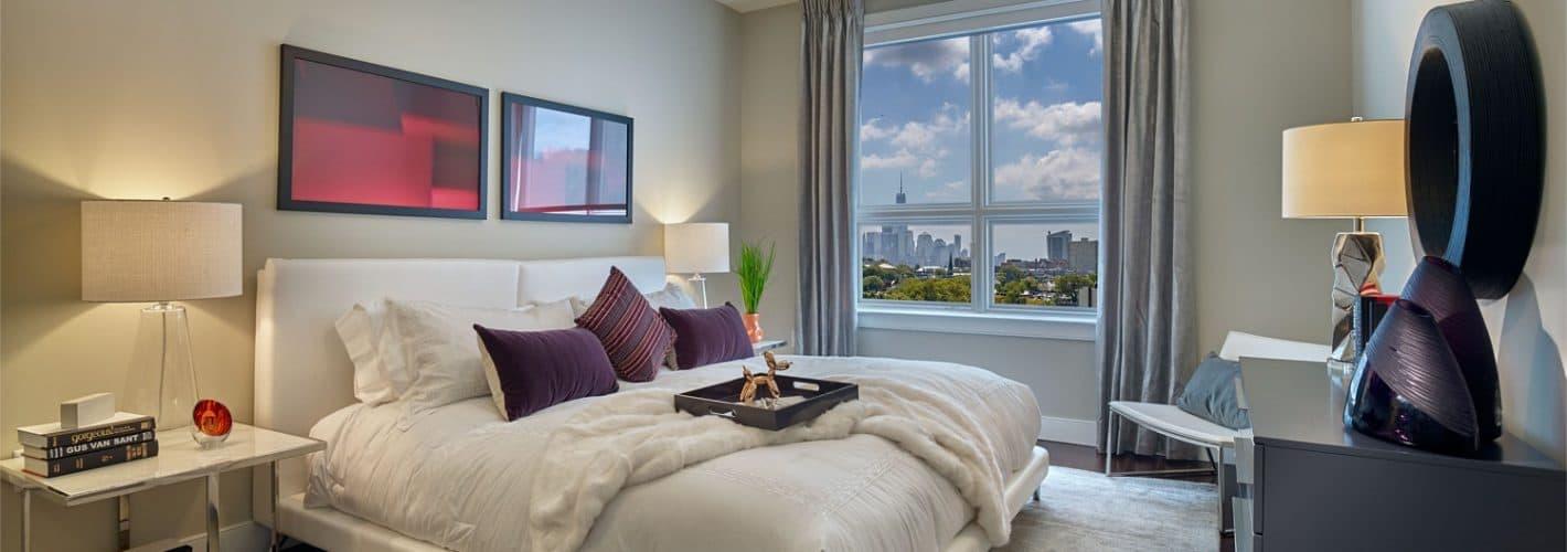 Harlow : Model Bedroom