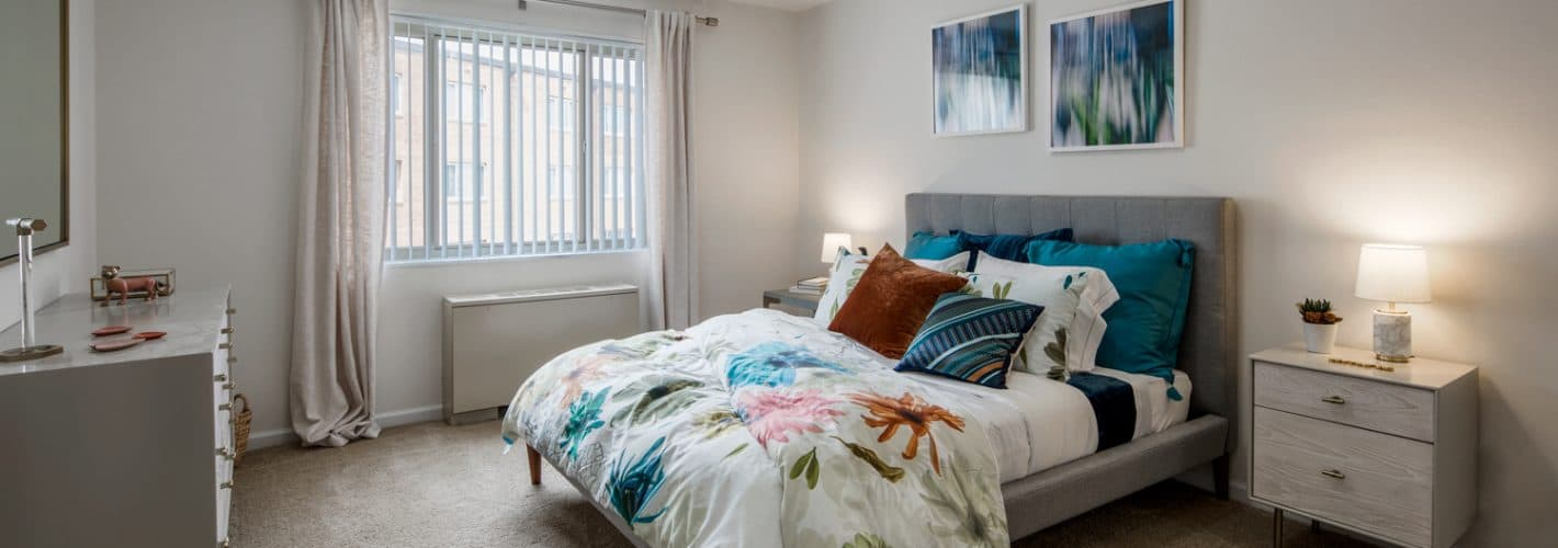 The Wellington : Model Bedroom