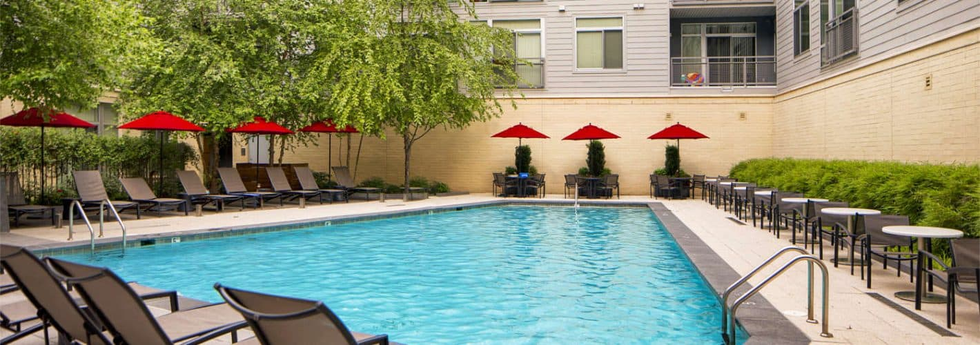 The Fitzgerald at UB Midtown : Pool